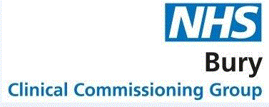 Bury Clinical Commissioning Group