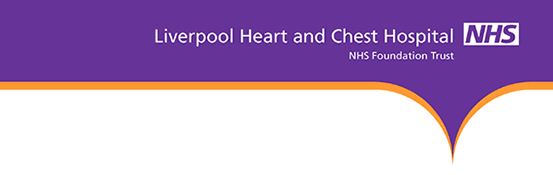 Liverpool Heart & Chest Hospital NHS Foundation Trust
