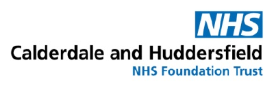 Calderdale and Huddersfield NHS Foundation Trust